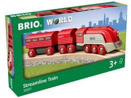 BRIO Bahn Highspeed Dampfzug