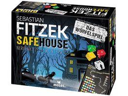 moses Sebastian Fitzek Safehouse Das Wuerfelspiel