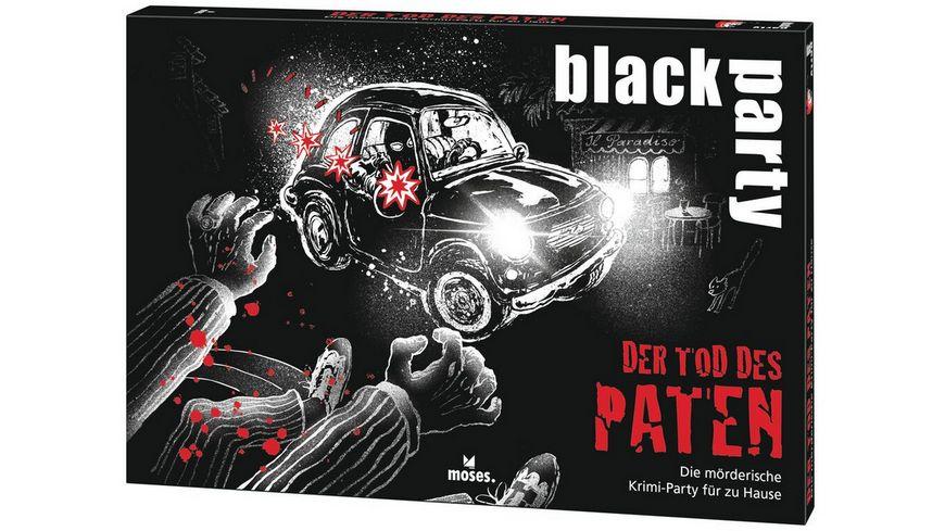 moses. - black party - Der Tod des Paten