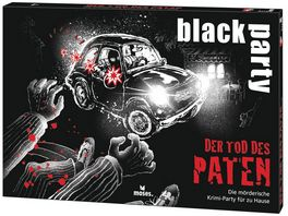 moses black party Der Tod des Paten