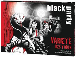 moses black party Variete des Todes