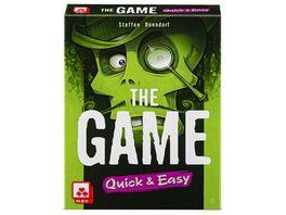 Nuernberger Spielkarten The Game Quick and Easy