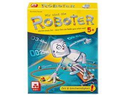 Nuernberger Spielkarten Wir sind die Roboter