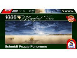 Schmidt Spiele Erwachsenenpuzzle Unendliche Welt Sylt 1000 Teile