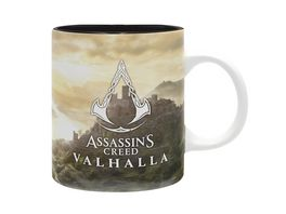 ASSASSIN S CREED Tasse 320 ml Karte Valhalla