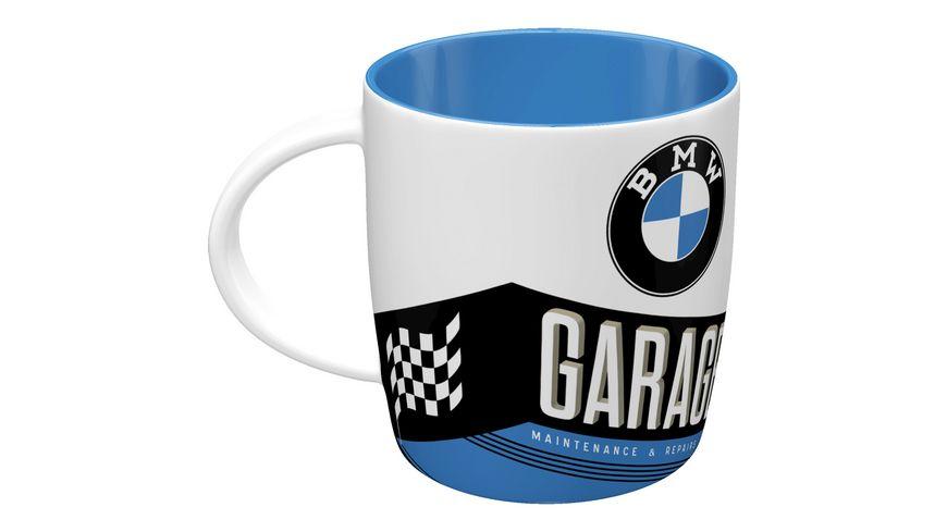 Nostalgic Art Tasse BMW-Garage