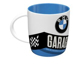 Nostalgic Art Tasse BMW Garage