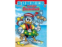 Lustiges Taschenbuch Sommer 09