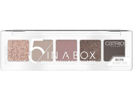 Catrice 5 In A Box Mini Eyeshadow Palette