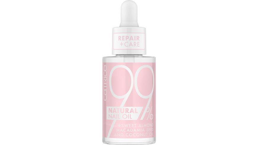 Catrice 99 Natural Nail Oil