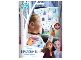Totum FROZEN II FENSTER STICKER