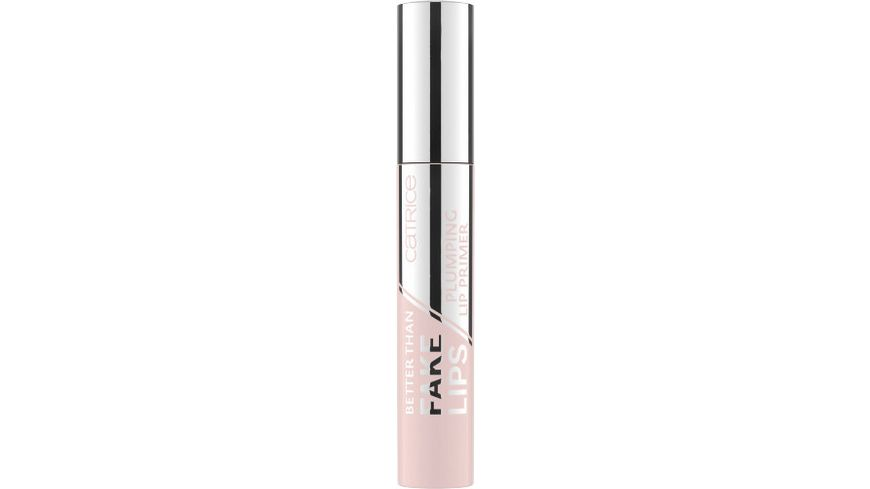 Catrice Better Than Fake Lips Plumping Lip Primer 010 Pump Up The Lips!