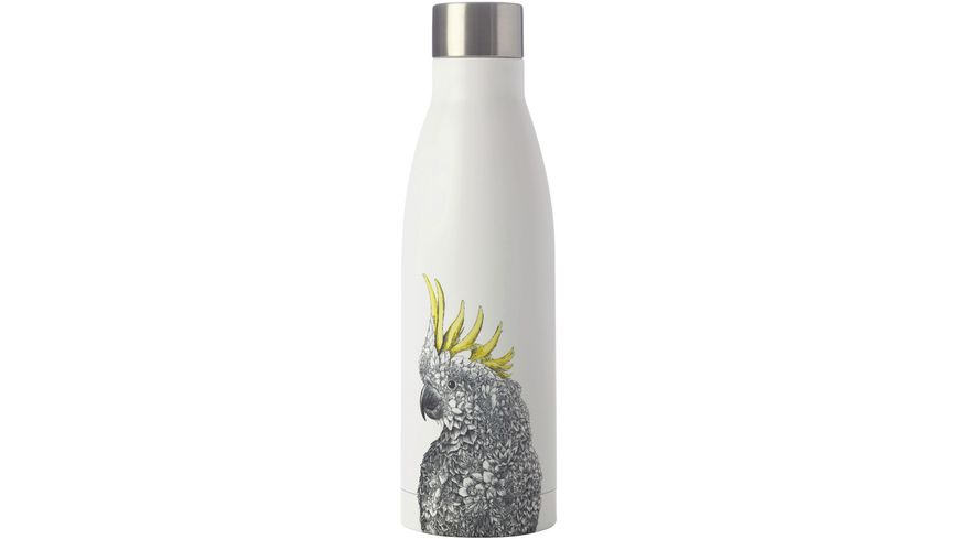 MAXWELL WILLIAMS MARINI FERLAZZO Trinkflasche Cockatoo 0 5l