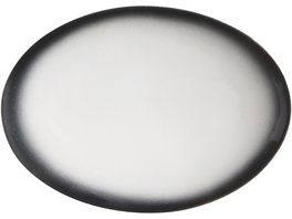 MAXWELL WILLIAMS CAVIAR GRANITE Platte oval 30x22 cm