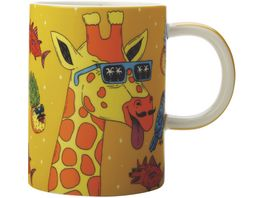 MAXWELL WILLIAMS MULGA Becher Giraffe