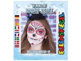 Eulenspiegel 204757 Motiv Set Sugar Skull