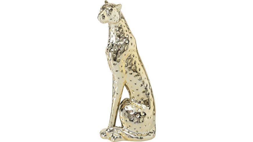Boltze Figur Gepard 51cm