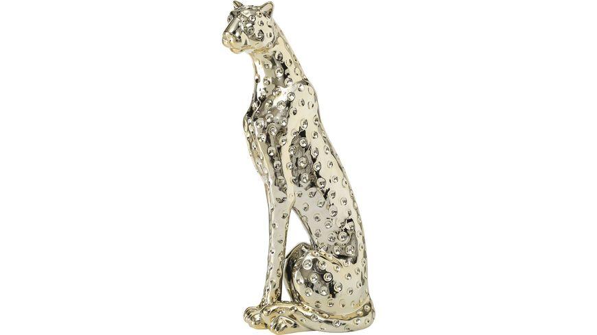 Boltze Figur Gepard 33cm