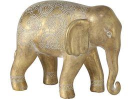 Boltze Figur Ethno Elefant 20cm