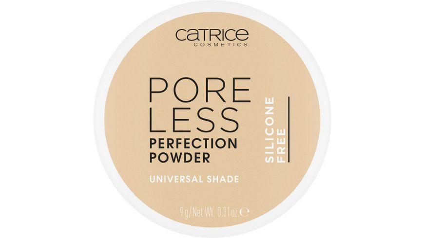 Catrice Poreless Perfection Powder 010 Universal Shade