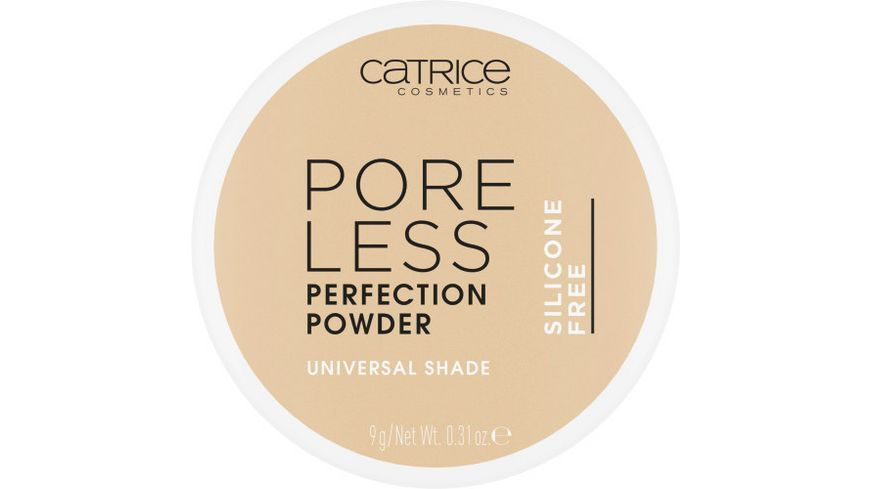 Catrice Poreless Perfection Powder