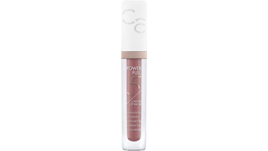 Catrice Powerfull 5 Liquid Lip Balm
