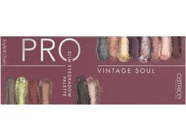 Catrice Pro Vintage Soul Slim Eyeshadow Palette