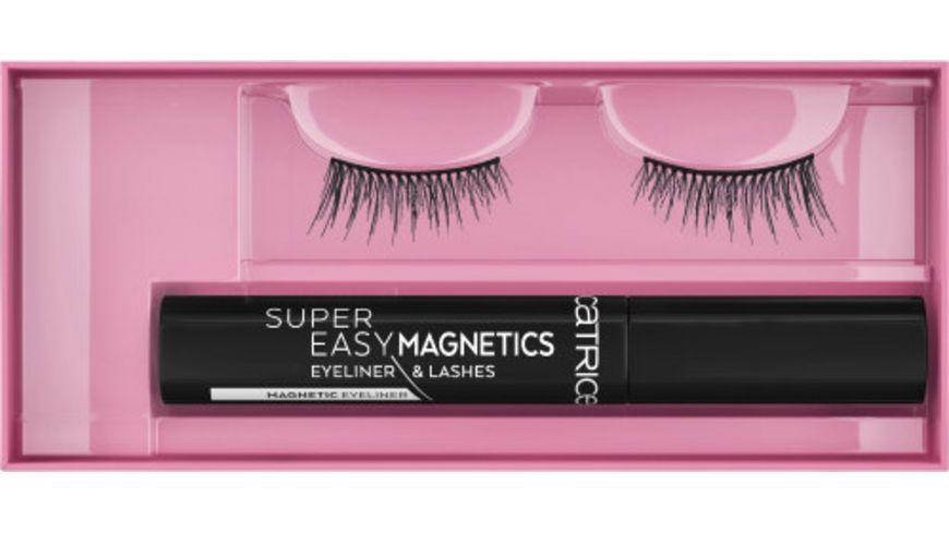 Catrice Super Easy Magnetics Eyeliner Lashes