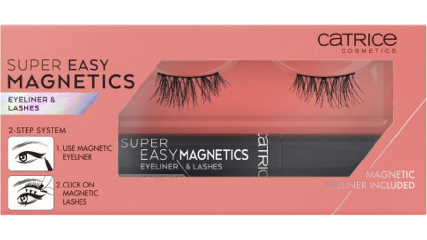 Catrice Super Easy Magnetics Eyeliner & Lashes 020 Xtreme Attraction