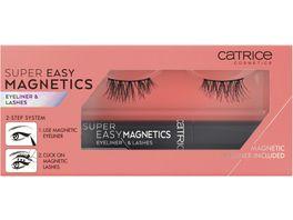 Catrice Super Easy Magnetics Eyeliner Lashes