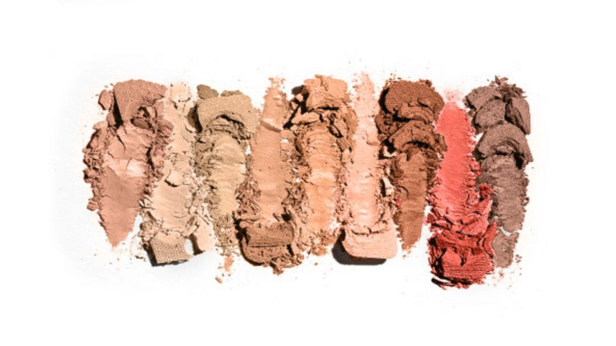 Catrice The Coral Nude Collection Eyeshadow Palette Peach Passion