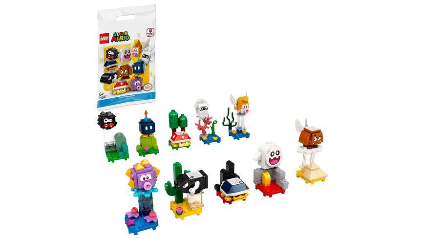 LEGO Super Mario 71361 Mario Charaktere Serie