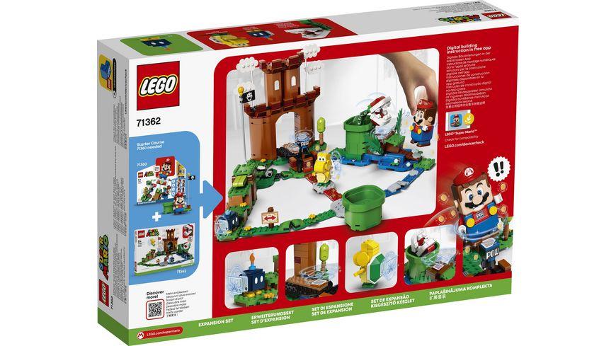 LEGO Super Mario 71362 Bewachte Festung Erweiterungsset