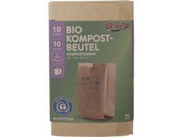 CleanPac Bio Muellbeutel 10 Liter