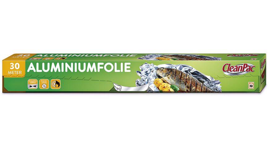 CleanPac Aluminiumfolie 30m