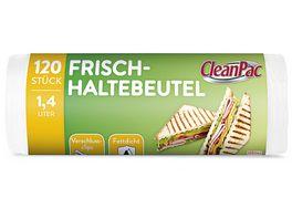 CleanPac Frischhaltebeutel 120x1 4L