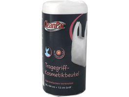 CleanPac Kosmetik Muellbeutel 10 Liter