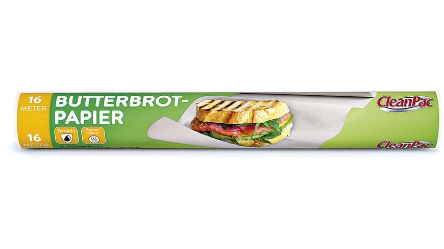 Clean Pac Butterbrotpapier 16m