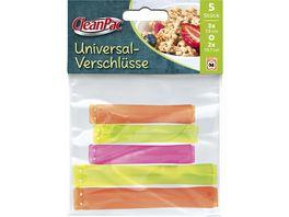 CleanPac Universalverschluesse