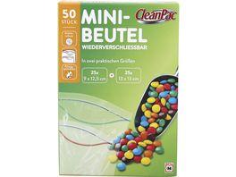 CleanPac Mini Beutel