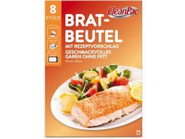 CleanPac Bratbeutel 8 Stueck
