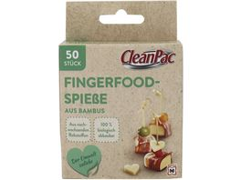 CleanPac Fingerfood Spiesse