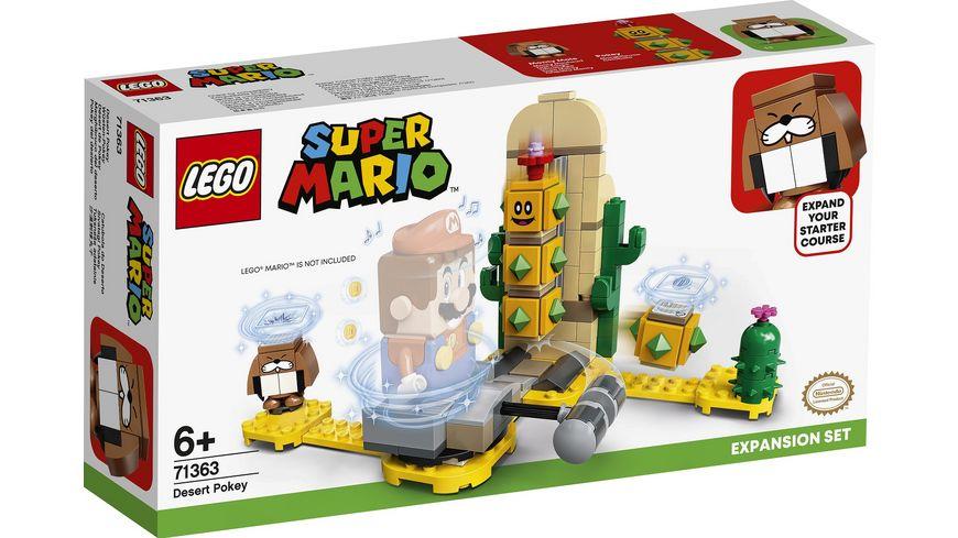 LEGO Super Mario 71363 Wuesten Pokey Erweiterungsset