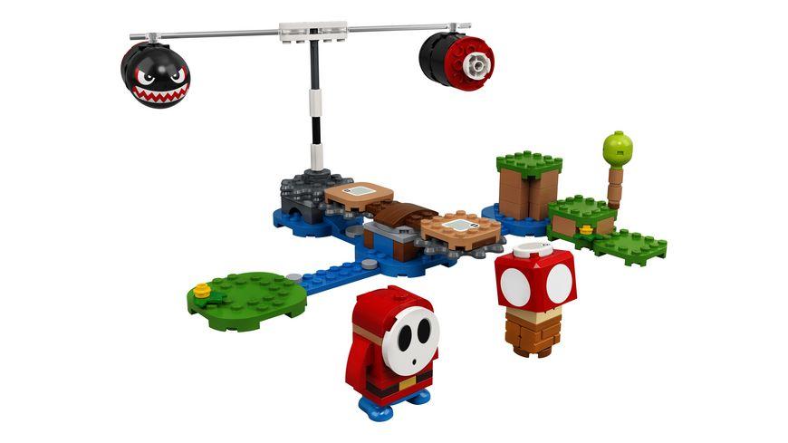 LEGO Super Mario 71366 Riesen Kugelwillis Erweiterungsset