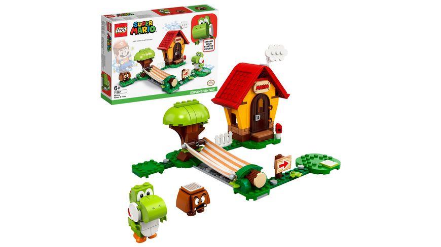 LEGO Super Mario 71367 Marios Haus und Yoshi Erweiterungsset