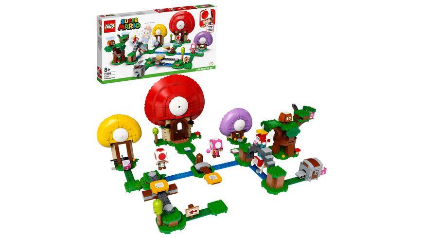 LEGO Super Mario 71368 Toads Schatzsuche Erweiterungsset
