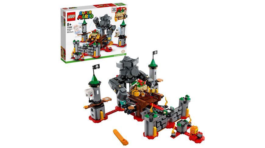 LEGO Super Mario 71369 Bowsers Festung Erweiterungsset