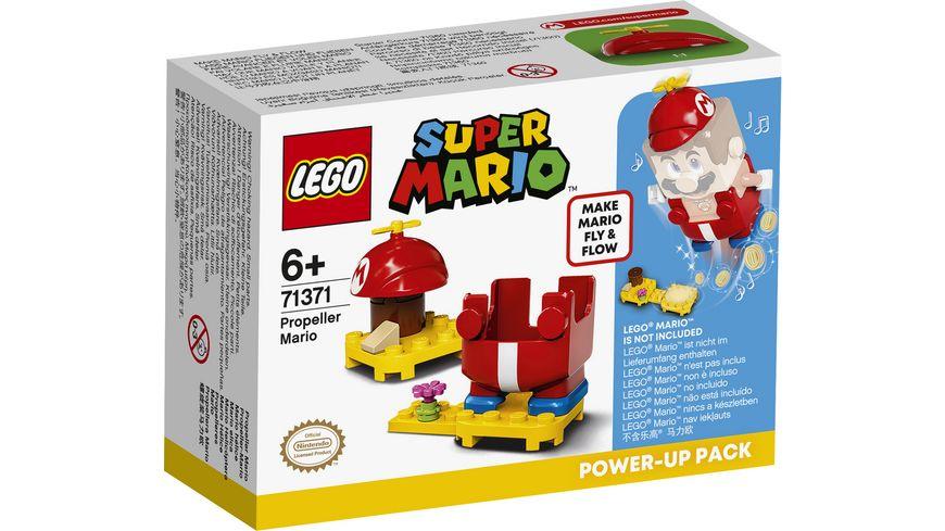LEGO Super Mario 71371 Propeller Mario Anzug