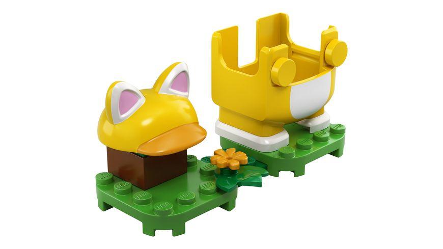 LEGO Super Mario 71372 Katzen Mario Anzug
