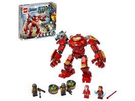 LEGO Marvel Super Classic 76164 Iron Man Hulkbuster vs A I M Agent
